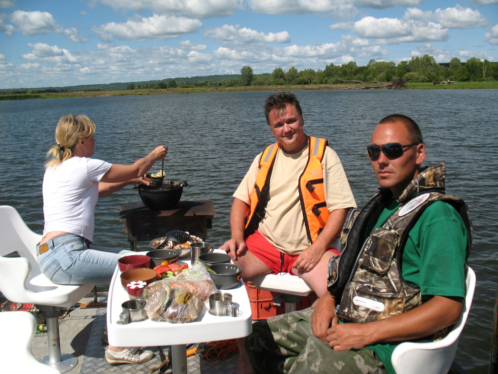 ядрин. рыбалка на суре