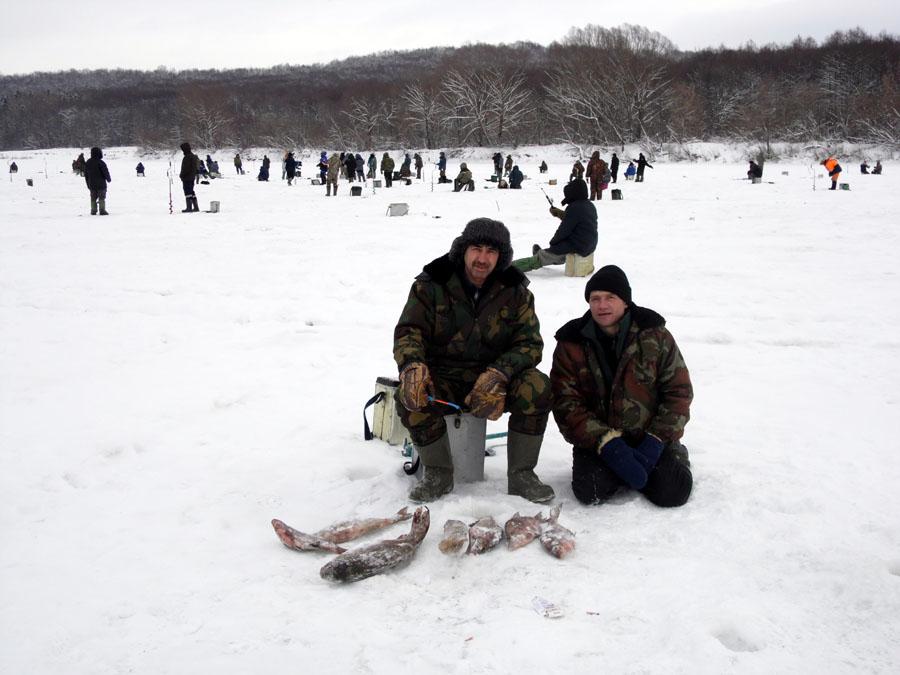 Рыбалка в майкоре пермский край