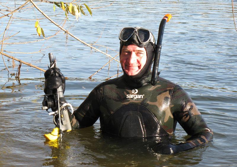 Подводная охота в темрюкском районе фото